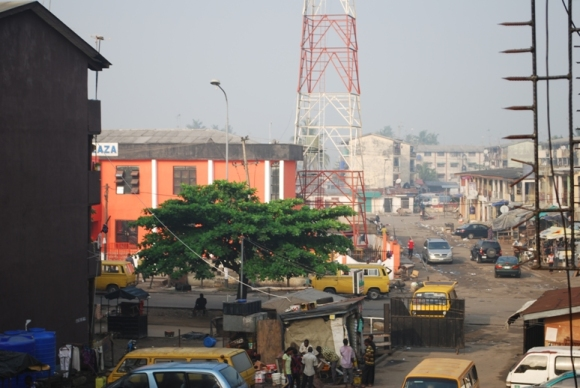 Festac Town, Very Dirty Place.