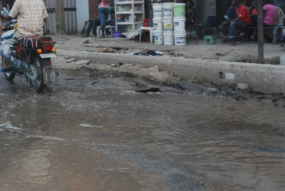 Lagos Road
