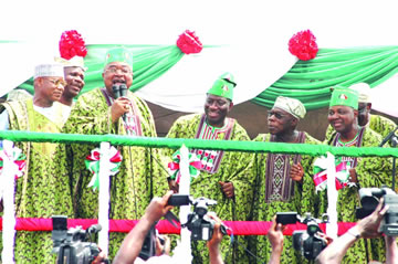 Nigerian Rascals: Namadi Sambo, Alao-Akala, Jonathan, Obasanjo, Oladipo
