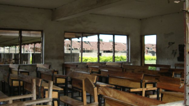 A typical classroom