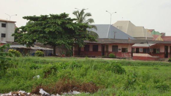 Part of the school called Abuja