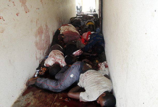 War Crimes Committed By Sarkozy and Quattara