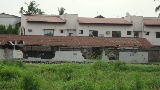 Walls Down at Festac Grammar School