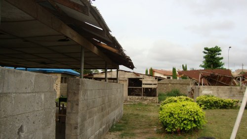 Everything Falling Apart at Festac Grammar School