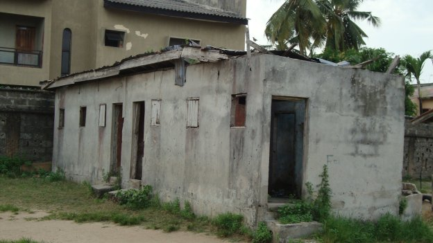 Festac Grammar School Toilet