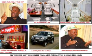 Criminal who rules Akwa Ibom