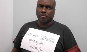 James Ibori, sentenced in the UK