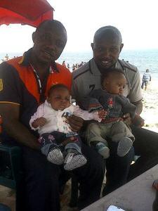 Afam and Nenye Okolo