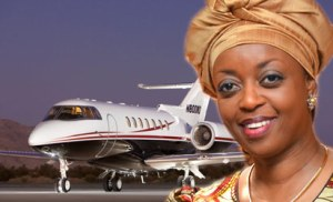 Nigerian Minister who stole funds to use private jet