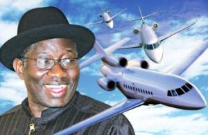 Nigerian ruler who is buying jet after jet as the people continue to suffer