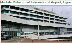 Murtala Mohammed International Airport, Ikeja, Lagos