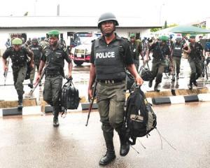 police ekiti