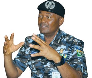 Notorious Policeman, Joseph Mbu