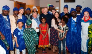 Friends and Families of  Members of Yoruba Union Stockholm