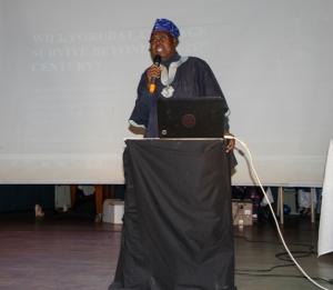 Dr. Adewale Olu Adeniran, Executive Director Center for Black Cultural and International Understanding, Nigeria
