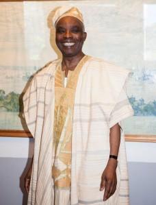 Mr Salimonu Kadiri