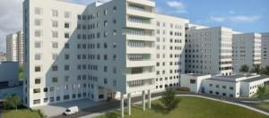 Södersjukhus in Stockholm. Nigeria must upgrade to International standard  pix: Acrona